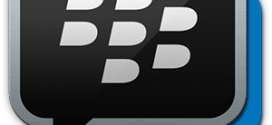 Blackberry Launches BBM For Windows Phone