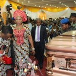 R.I.P: The Entire Anambra State Come Out To Pay Last Respect To Late Dora Akunyili