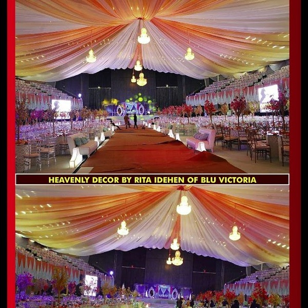 gggg New Photos From President Jonathan's Daughter's Wedding