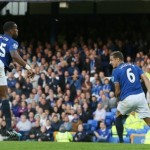 Arsenal survive Goodison scare