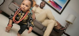 Jason And Mary Njoku's Son Turns 1