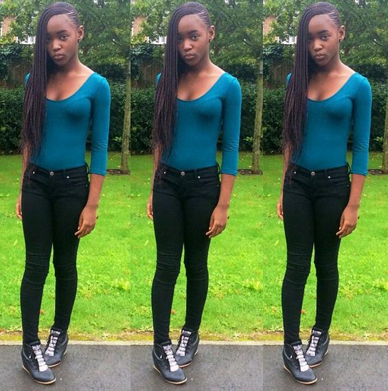 pp2 PHOTOS: More Of Mercy Aigbe And Her Stylish Kids