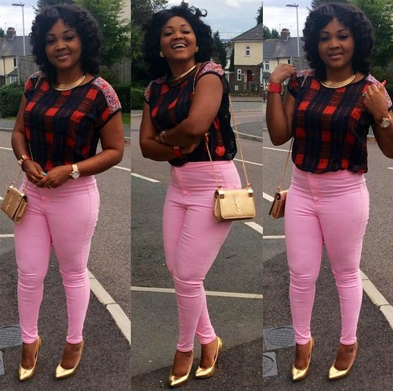 pppp PHOTOS: More Of Mercy Aigbe And Her Stylish Kids
