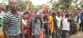 Students, Police Clash In Abeokuta