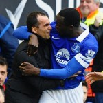 Roberto Martinez and Lukaku