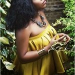 Rita Dominic reveals she's in a relationship and in a happy place
