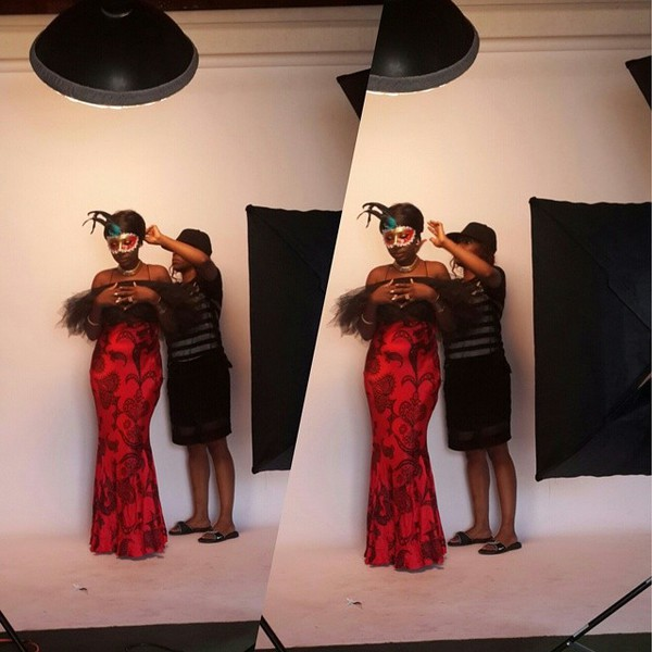 yy Nollywood Actress, Yvonne Jegede, Shares New Photos