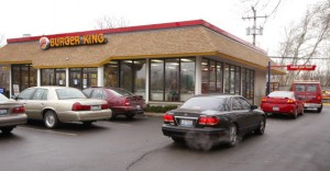 Diageo Agrees To The Sale Of Burger King