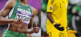 Golden Girl Blessing Okagbare, Vincent Enyeama Top List of Athletes of the Year Awards