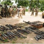 High ranking Boko Haram member captured, 60 members killed by military