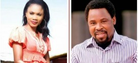 Funmi Iyanda talks about the time her T.B Joshua interview tape disappeared