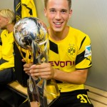 German World Cup-Winning Full-Back Durm Extends His Dortmund Contract