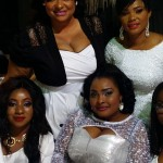 Yoruba Actresses, All Look Stunning In White Outfits At Ekiti Event – Photos