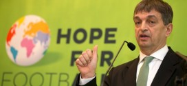 Jerome Champagne to Challenge Blatter in 2015