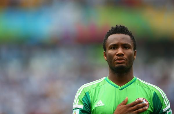 John Obi Mikel Remains an Important Member of the Super Eagles, Says Keshi. Image: AFP.