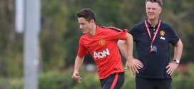 Man Utd's Herrera Out With a Fractured Rib