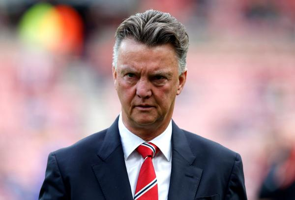 Louis van Gaal has Called for Patience From Man United Fans. Image: Getty.
