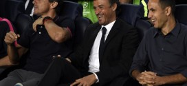 Enrique: Barca Made Wrong Choices in the Final Third