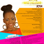 MISS EXXCLUSIVE 2014 real