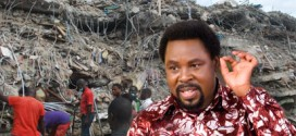 SCOAN Building Collapse: T.B. Joshua Appear Before Lagos Corner On Nov. 5