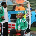 Stephen Keshi's Contract Renewal Talk Has been Put On Hold Pending the NFF Elective Congress Slated for Not Later Than September 25.