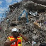Synangogue Building Collapse: Woman Survives After Four Days Under Rubble