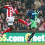Victor Moses and Mousa Sissoko 20141506