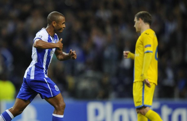 Brahimi Became the First Porto Player to Score a Champions League Hat-Trick.