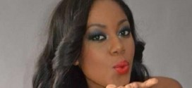 Yvonne Nelson Shows Off Her iPhone 6 In The Most Unusual Way – Photo
