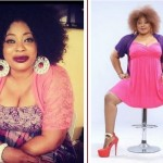 'I don't bleach, what I have is sun burn'- actress Ayo Adesanya says