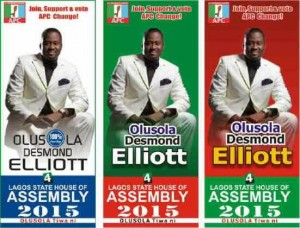 Desmond Elliot Set To Contest For Lagos State House Of Assembly 2015