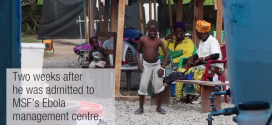 Inspiring Video Of The 11 Year Old Ebola Patient Who Danced His Way To Recover