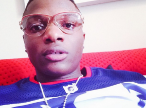 Wizkid Has A Crush On His Friend's Fiance