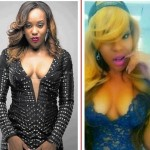 """'Why I like to expose my cleavage"""" singer Emma Nyra explains"""