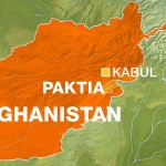 Taliban suicide bomber launch attack in Afghanistan's Paktia