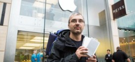 Man Waited In Line For An iPhone 6 For 44 Hours To Win Back His Wife