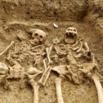 700-Year-Old Skeleton Couple Found Holding Hands