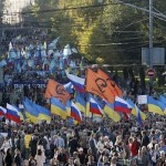 Russians Protest Moscow Role In Ukraine
