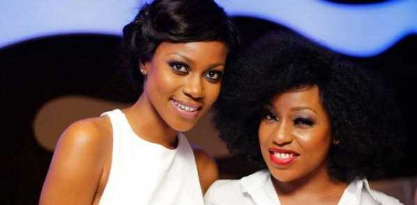 Rita Dominic Pushes Yvonne Nelson Aside and Becomes New Face Of Zaron Cosmetics