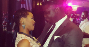 Seyi Law and Chidinma Pose As Lovers In New Photos