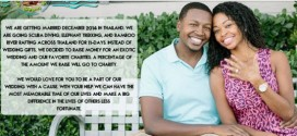 Cash-Strapped Couple Seek Corporate Sponsors to Fund Their Wedding