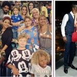 Photos: Fenerbahce celebrate Joseph Yobo