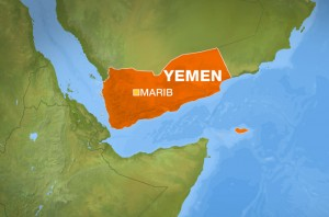 Suicide bomber successfully blows Yemen's Houthi rebels