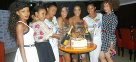 Nollywood twins, Tracy & Treasure celebrate birthday with friends