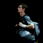 Andy Murray Progresses to a Seventh Straight ATP Tour Finals Appearance Following Straight Sets Win Over Grigor Dimitrov in Paris. Image: Getty.