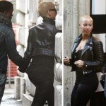 Amber Rose texting Kanye West since filing for divorce from Wiz?