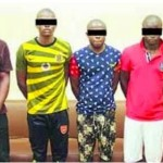 Photo: Dubai police bust Nigerian gang involved in armed robbery