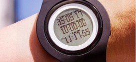 'Death watch' calculates the wearer's life expectancy and then counts down to their death [PHOTOS]
