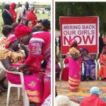 Photos: #Bringbackourgirls group hold prayer session over Chibok girls