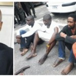 Armed robbers who killed Newswatch Editor arrested, say why they killed him